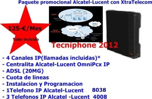 centralita telefonica economica
