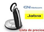 Lista de precios Gn netcom